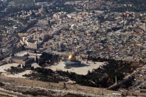 Kini Erdogan Bahas Palestina Bersama Pemegang Kunci Kota Suci Yerusalem