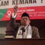 Pengakuan Al Quds Sebagai Ibukota Israel adalah Pelecehan Terhadap Islam