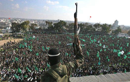 Pemimpin Hamas: Keputusan AS adalah Deklarasi Perang