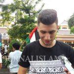 Mahasiswa Palestina di Solo : 'Terima Kasih Umat Islam Indonesia'