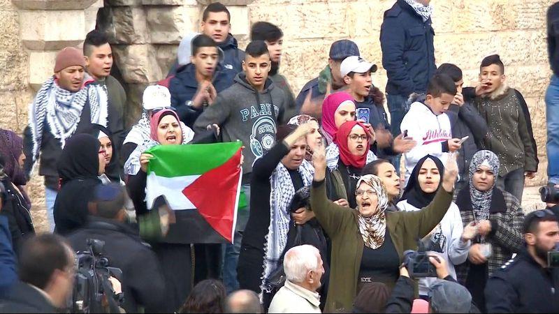 Palestina Larang Warganya Partisipasi dalam Jajak Pendapat Pemilihan Kota Israel