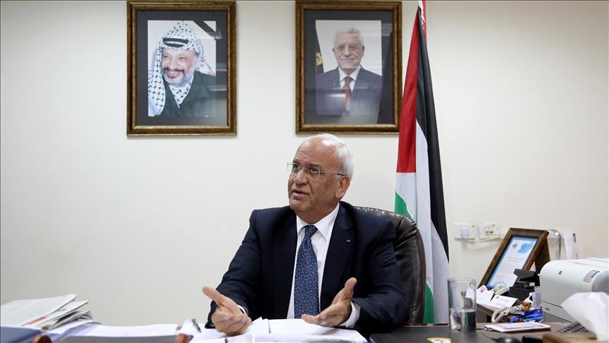 PLO Tolak Berbicara dengan AS Kecuali Trump Tarik Kembali Keputusannya