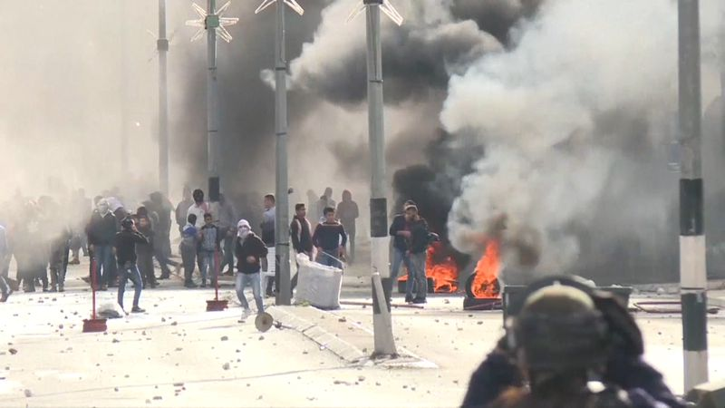 Aksi Hari Kemarahan Rakyat Palestina, Bulan Sabit Merah: 767 Terluka dan 1 Orang Gugur