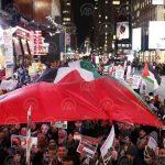 Ribuan Warga AS Turun ke Jalan Gelar Aksi Protes Keras Keputusan Trump