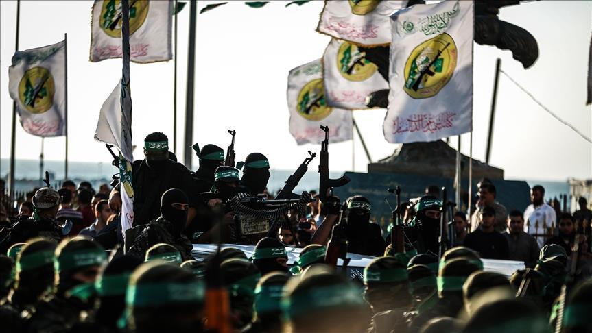 Brigade Al Qassam: Kami Akan Balas Serangan Udara Israel