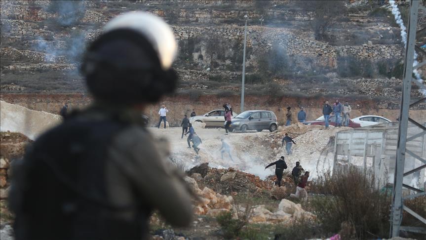 150 Lebih Warga Tepi Barat Terluka dalam Bentrokan Lanjutan dengan Pasukan Zionis
