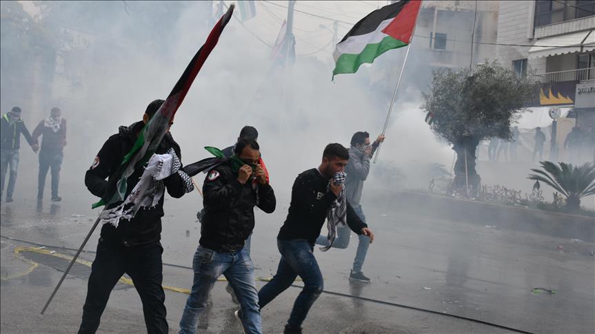 Bentrokan Keras Meletus di Kedutaan AS di Beirut