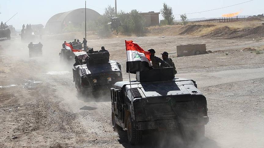 Sisa-sisa Pasukan IS Serahkan diri ke Tentara Irak