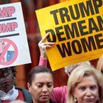 100 Anggota Parlemen AS akan Selidiki Trump Atas Laporan Penyerangan dan Pelecehan Seksual
