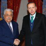 Sebelum Konferensi Tingkat Tinggi OKI Digelar, Presiden Palestina Temui Erdogan di Istanbul