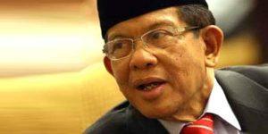 Innalillahi, Senator AM Fatwa Meninggal Dunia