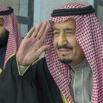 Raja Salman Dukung Palestina Sedangkan Anaknya Pangeran Salman Dukung Donald Trump