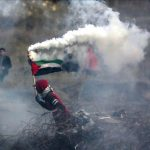 Bentrokan Terus Berkobar di Gaza, Pasukan Zionis Gunakan Peluru Tajam