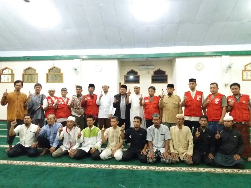Kuatkan Ukhuwah, API Jabar Sambangi Elemen Pergerakan Islam Solo