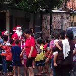Ada 'Sinterklas' Bagikan Bingkisan untuk Anak TPQ, Ini Reaksi Pemuda Hijrah Semarang