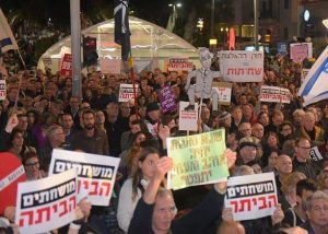 Gara-gara Ketahuan Korupsi, PM Zionis Netanyahu Didemo Ribuan Warganya