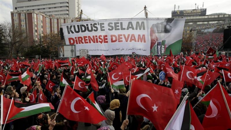 Turki Akan Keluarkan Resolusi Lawan Keputusan Veto AS