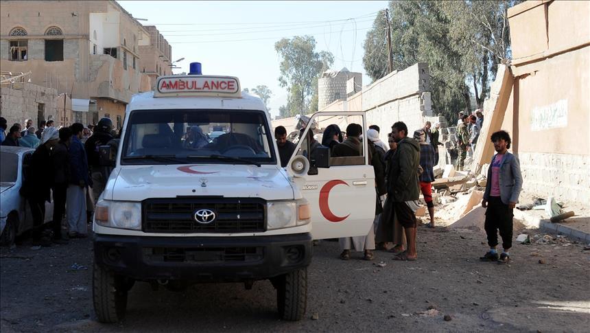 PBB: Dalam 10 Hari 115 Warga Sipil Yaman Tewas dalam Serangan Udara Koalisi Arab