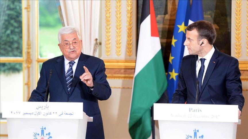 Mahmoud Abbas Desak EU Pimpin Upaya Perdamaian, Bukan AS lagi