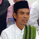 Ustadz Abdul Somad Salah Satu Nama Calon Terkuat Pendamping Prabowo