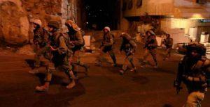 Militer Israel Tangkap 16 Warga Palestina dalam Serangan Malam