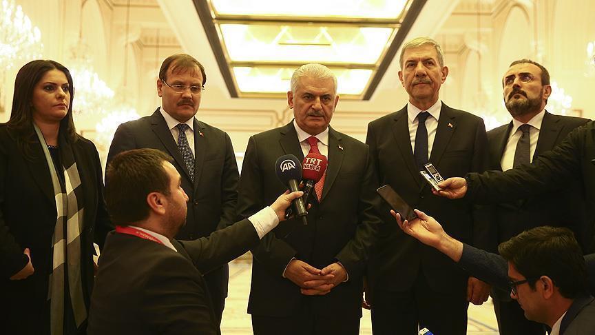 PM Turki ke Arab Saudi: Kita adalah Negara Kunci untuk Yerusalem