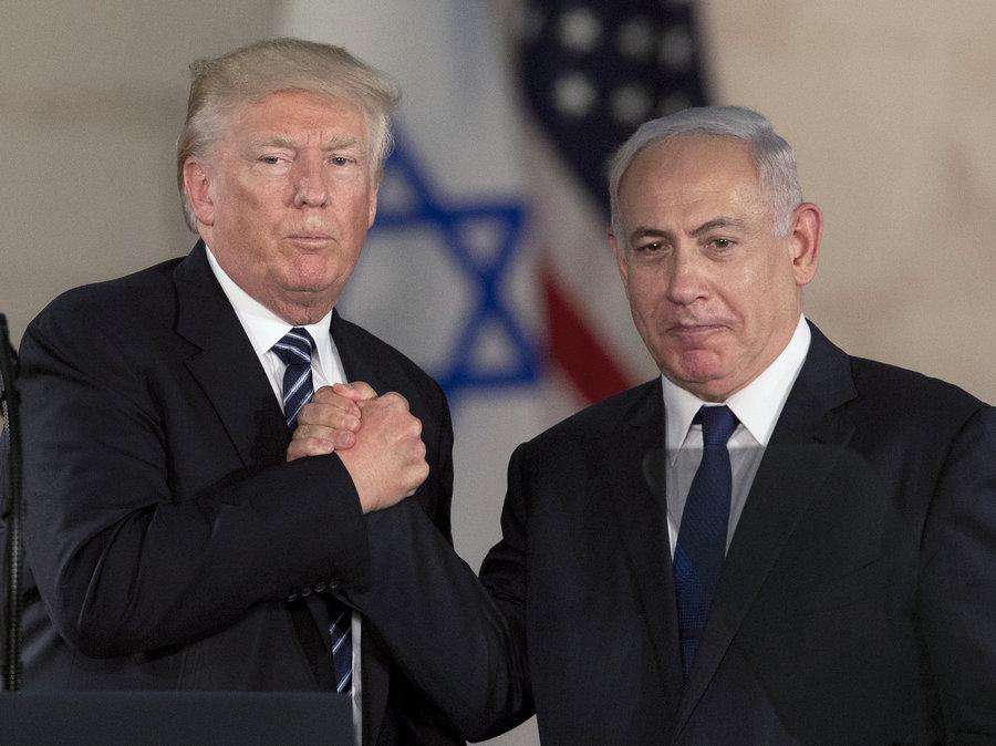 Israel Tunda Pencaplokan Tepi Barat