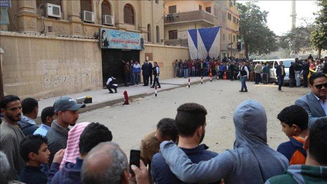 Kelompok IS Klaim Serang Gereja Koptik Mesir, 9 Tewas