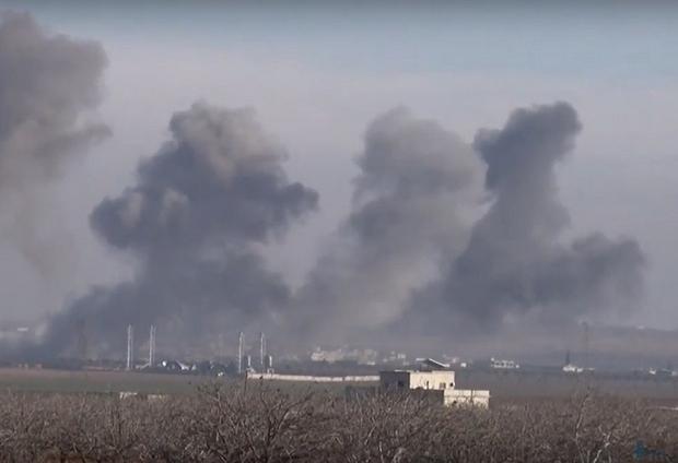 Pertempuran di Idlib kembali Meletus, Shalat Jumat Dibatalkan