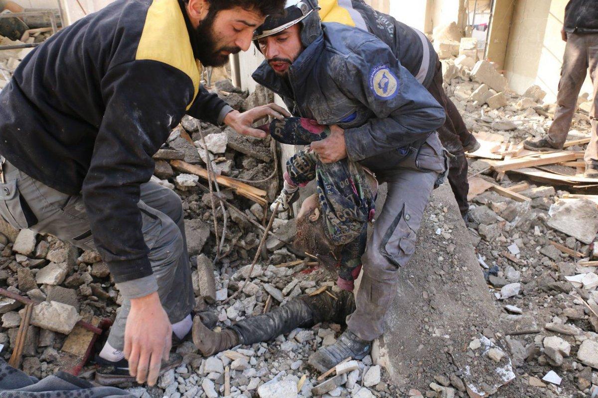 Aktivis Ghouta: Rezim Syiah Assad Lakukan Semua Jenis Kejahatan yang Ada di Dunia
