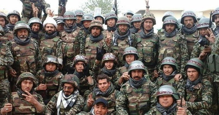 2.000 Lebih Milisi Syiah Afghanistan Tewas dalam Perang di Suriah