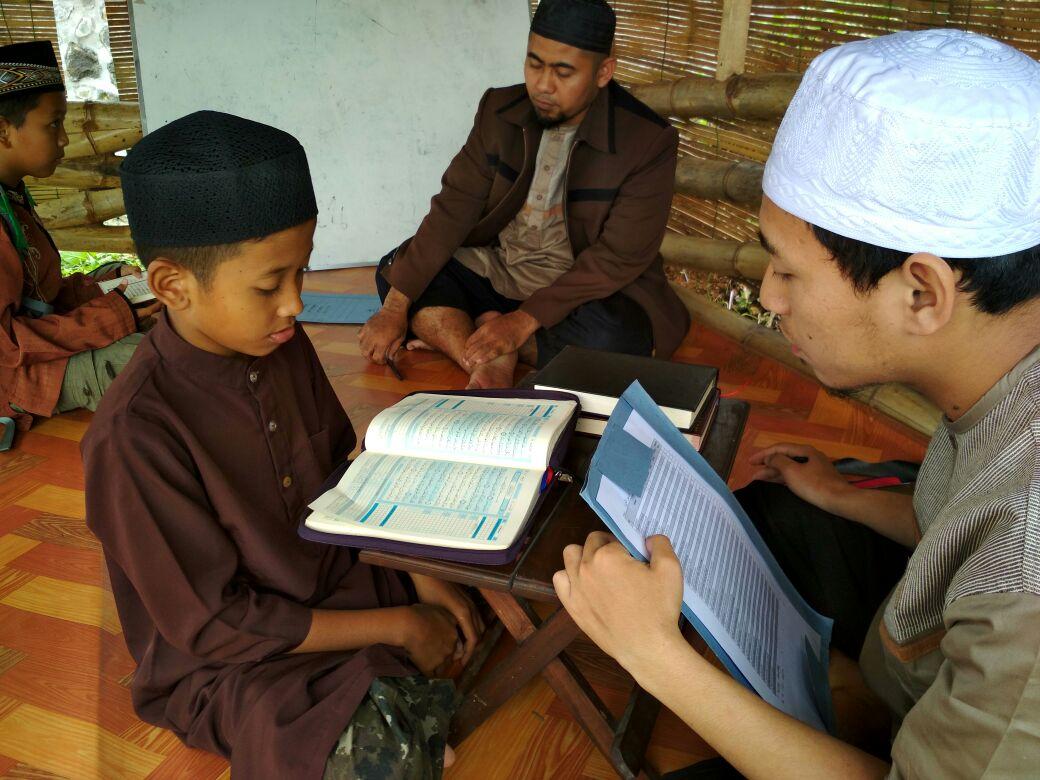 Gunakan Sistem Mulazamah, Salman Al Farisi Jadi Ponpes Favorit di Karanganyar