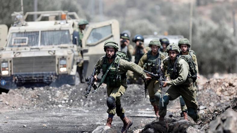 Ribuan Pasukan Zionis Serbu Desa Palestina setelah Seorang Warga Yahudi Tewas Ditembak