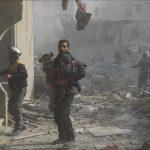 Korban Tewas di Ghouta Akibat Serangan Brutal Rezim Assad dan Rusia Capai 800 Orang