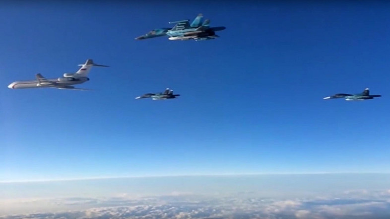 Drone Mujahidin Idlib Serang Pangkalan Udara Rusia