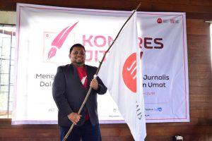 Muhammad Pizaro Ketua Umum JITU Periode 2018-2021
