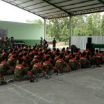 Gandeng TNI, Kokam Sukoharjo Siap Basmi Paham Komunis di Indonesia