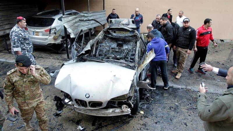 Bom Ditanam di Bawah Jok Mobil, Anggota Hamas Selamat dari Ledakan yang Menghancurkan