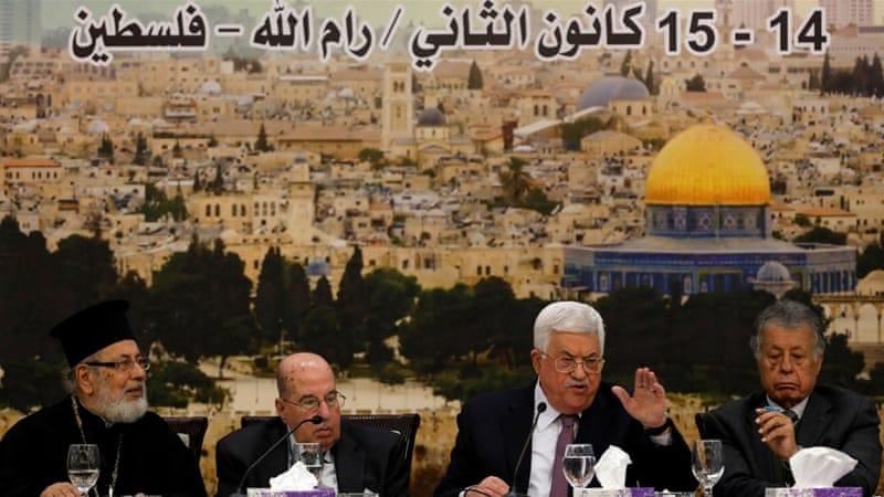 Pertemuan Ramallah: Abbas Bantah Keras Donald Trump