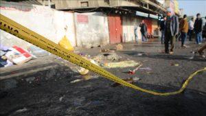 Serangan Bom Ganda di Baghdad Tewaskan 25 Orang dan 90 Lainnya Terluka