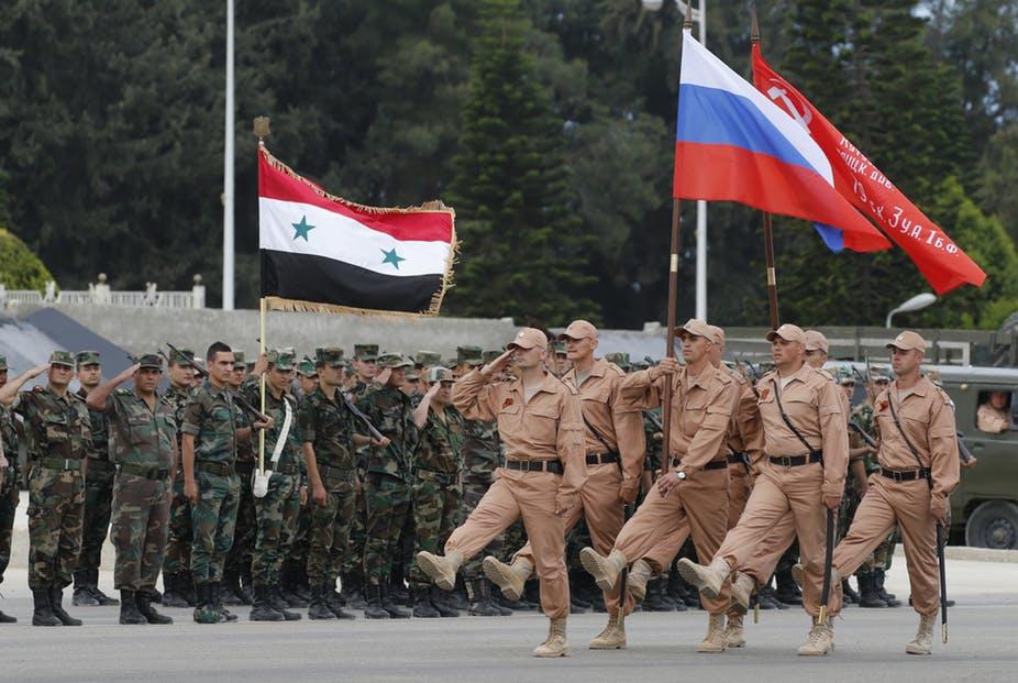 Takut Tersaingi, Rusia Kecam Rencana AS Bentuk Pasukan Unilateral di Suriah