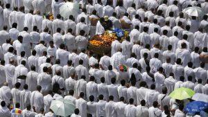 Pemerintah New Delhi Hentikan Subsidi Ibadah Haji di Negaranya, Ini Tanggapan Muslim India