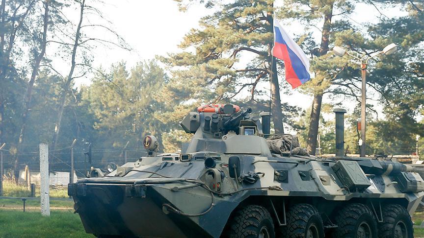 Hindari Pertempuran Turki vs AS, Pasukan Rusia Kabur dari Afrin