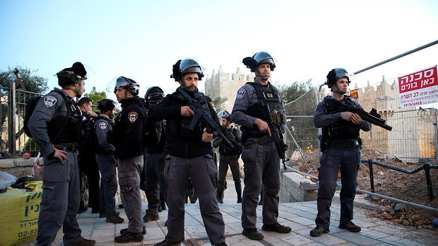 Tiga Anggota Knesset Zionis Paksa Masuk Masjid Al Aqsha