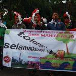 Warga Nguter Geruduk DPRD Sukhoharjo, Desak PT RUM Segera Ditutup