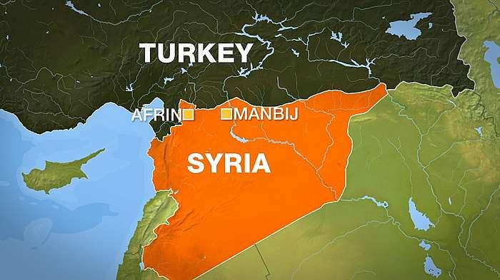Serangan akan Segera Digelar, Turki Kembali Desak AS untuk Keluar dari Kota Manbij
