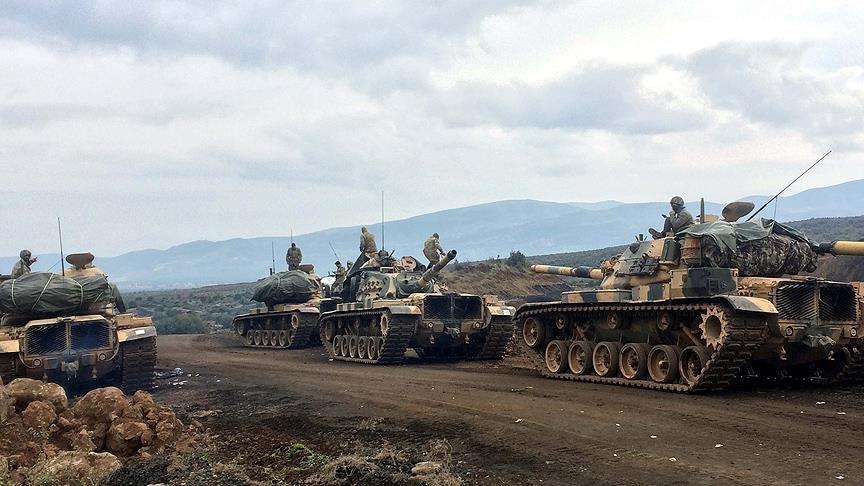 Dibantu FSA, Angkatan Darat Turki Ambil Alih 11 Posisi PYD di Suriah
