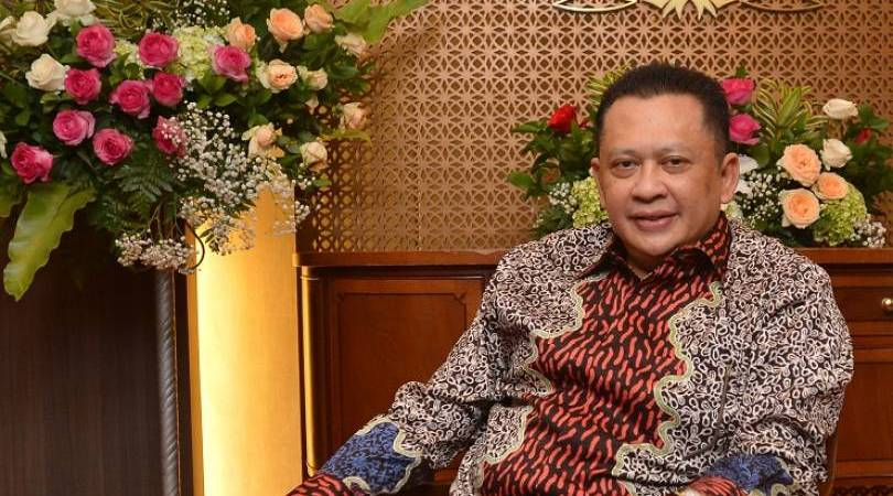 Jika LGBT Dilegalkan, Bambang Soesatyo Akan Mundur dari Ketua DPR