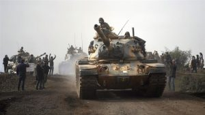 Setelah Taklukan Afrin, Turki Tidak akan Serahkan ke Rezim Assad