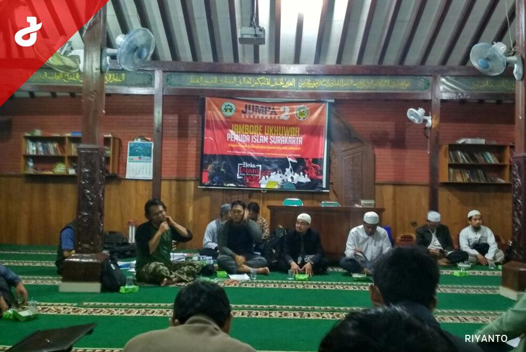 DSKS Akan Gelar Jambore Ukhuwah Pemuda Islam Surakarta Kedua Bulan Depan